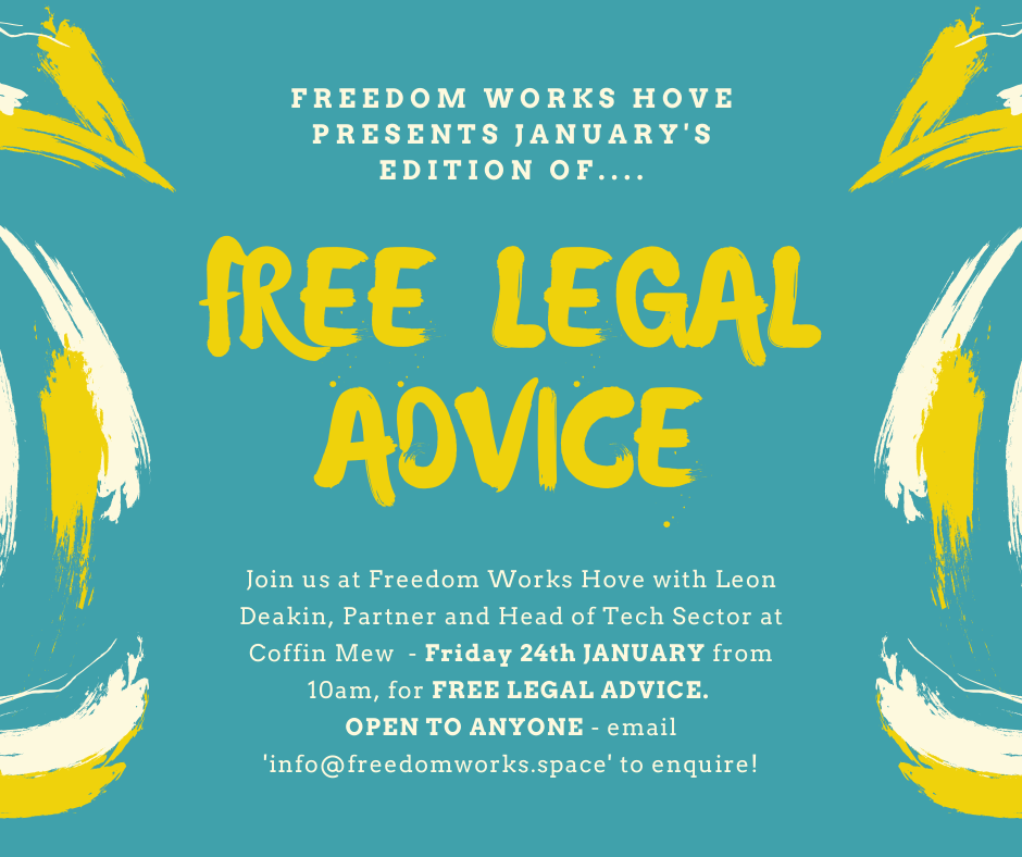FW HOVE - Free Legal Advice