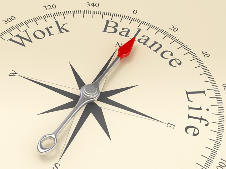 The importance of a work life balance